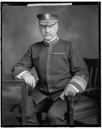 Rear Admiral A.W. Grant (1919-1920), Harris & Ewing Collection (Library of Congress)