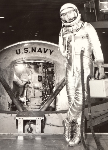 NHHC Archives Astronaut Files