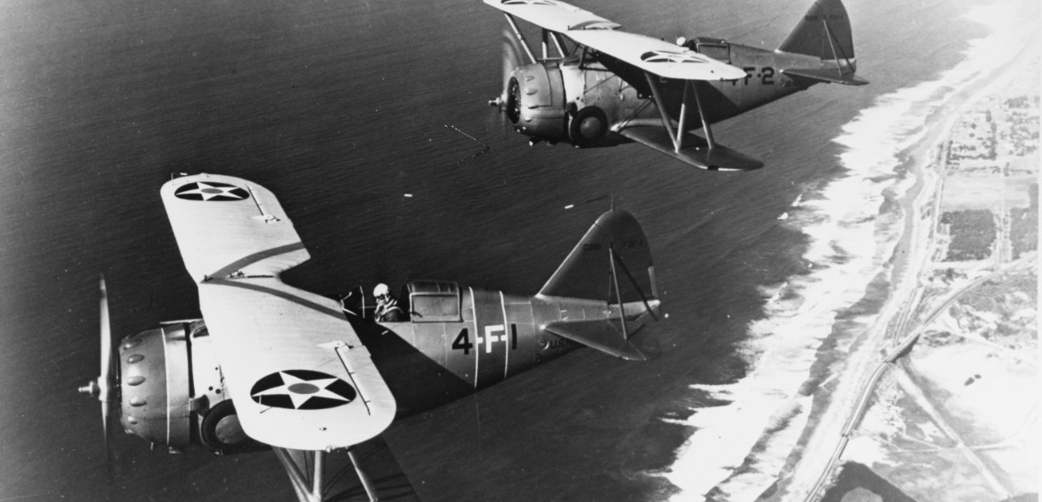 Naval Aviation History