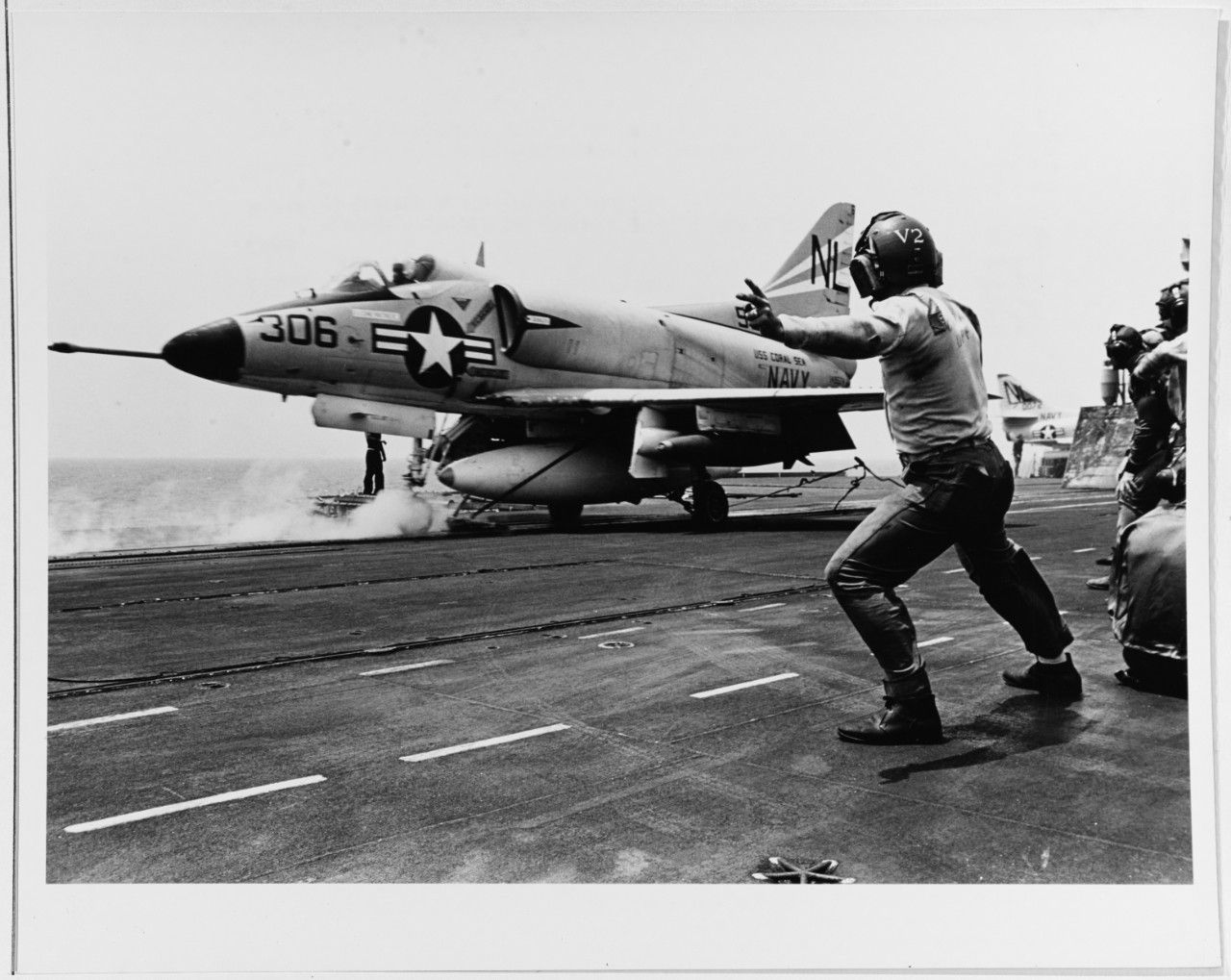 Photo #: USN 1111691-A  USS Coral Sea (CVA-43)