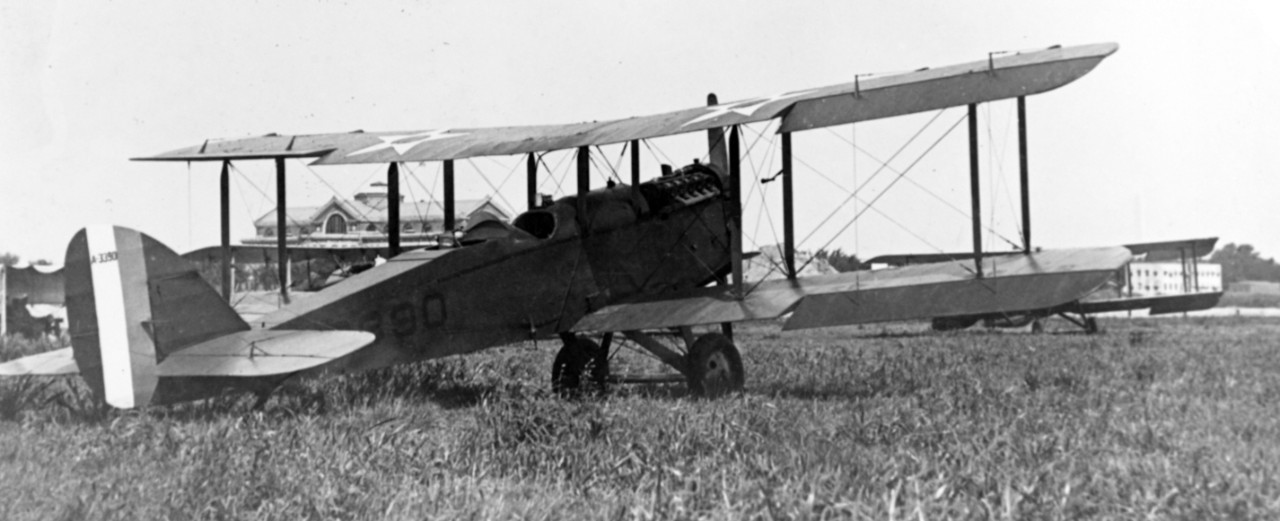 "Photo of Dehavilland DH-4 ""Liberty plane"""