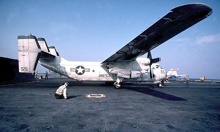 Image of C-2A GREYHOUND