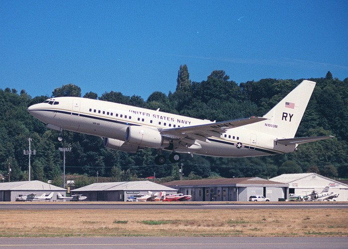 Image of C-40A CLIPPER