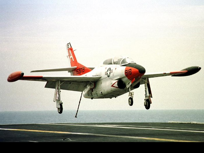 Image relating to T-2 BUCKEYE