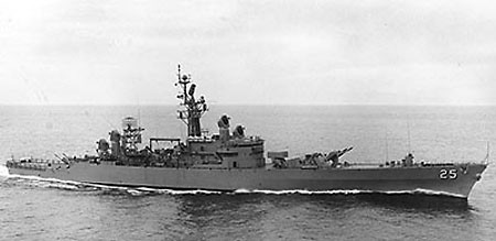 U.S. Navy Photograph NH 98103, Naval History & Heritage Command