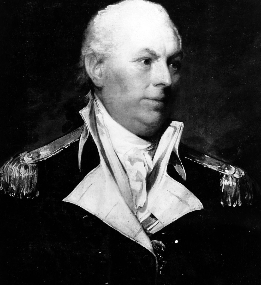 Commodore John Barry, USN