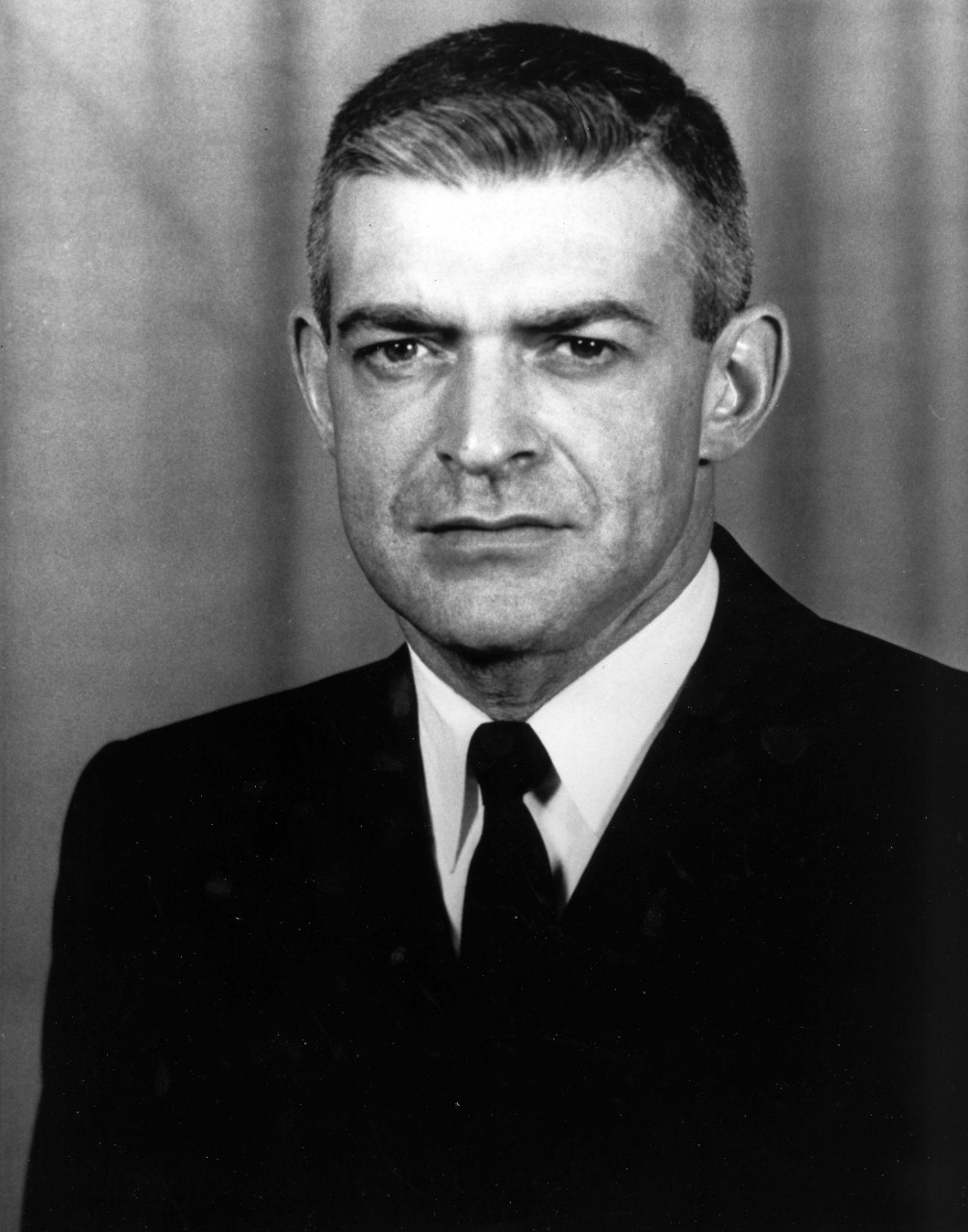 Lt. Vincent R. Capodanno, USNR, 16 February 1966. (U.S. Navy Photograph L38-12.12.01, Naval History and Heritage Command)