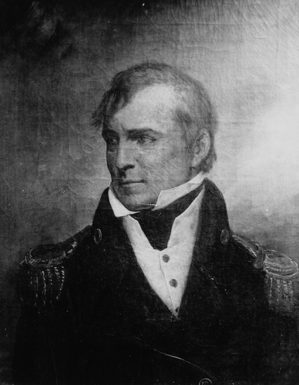 Commodore Charles Morris