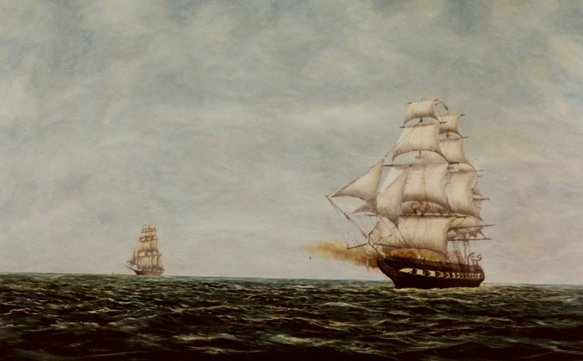 USS CONSTELLATION, 1855-1955
