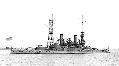 Photo Indiana at anchor