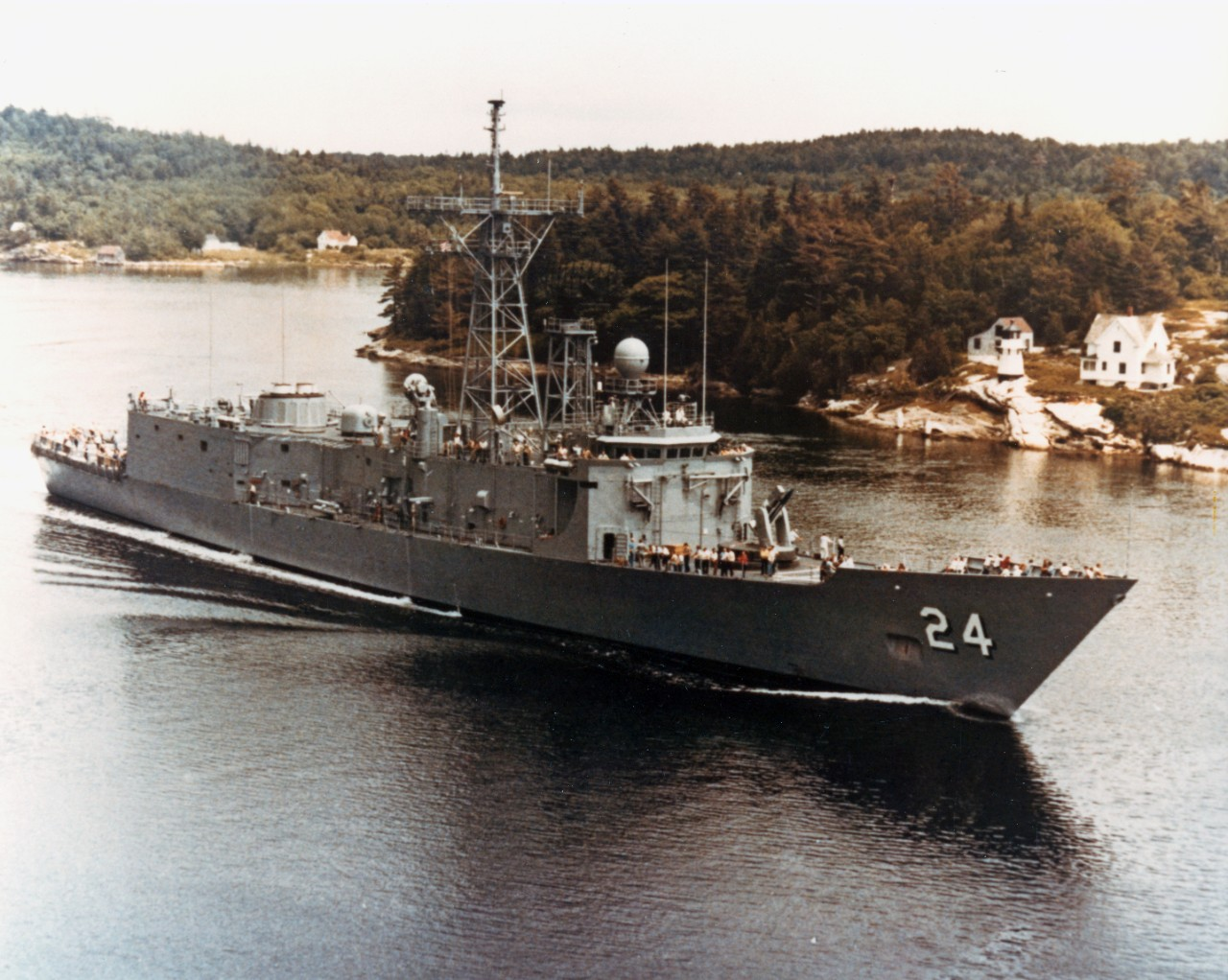 USS Jack Williams (FFG-24)