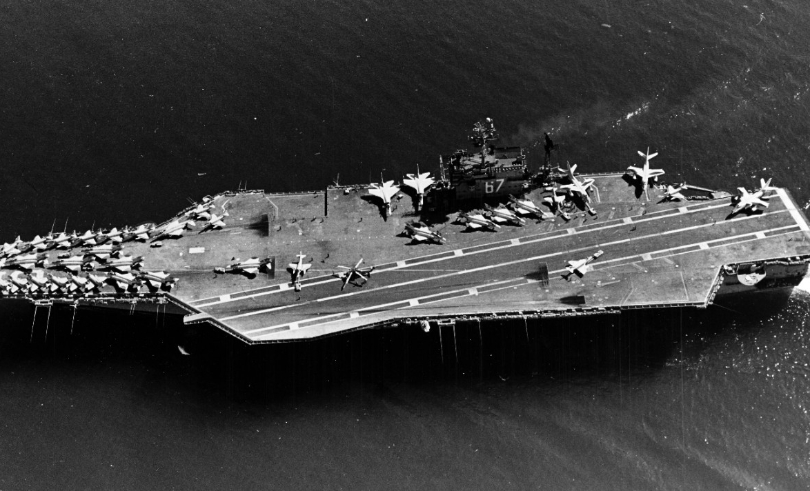 USS Kearsarge CVA-33 T-Shirt US Navy Officially Licensed