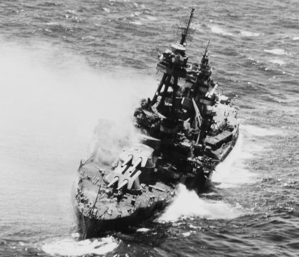 New York V (Battleship No  34)