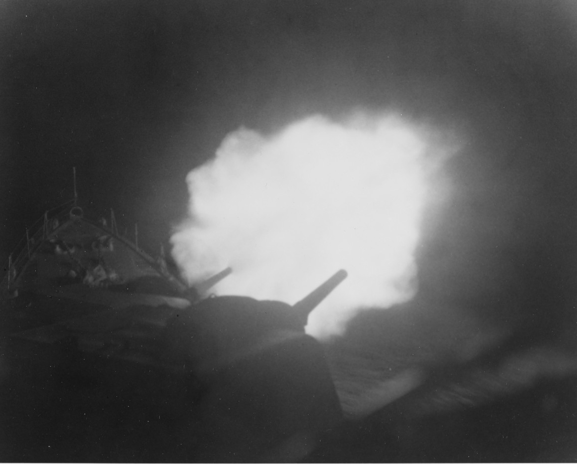 Battle of Vella Lavella, 18 August 1943