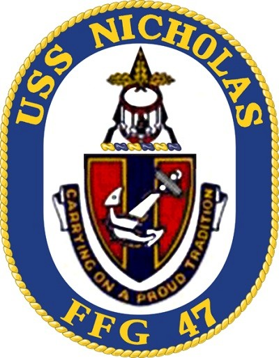 The ships seal