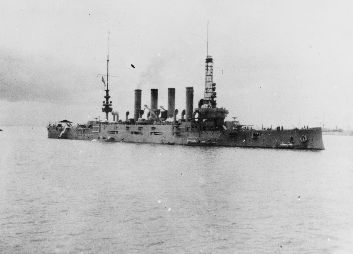 USS Pittsburgh (Armored Cruiser No. 4)