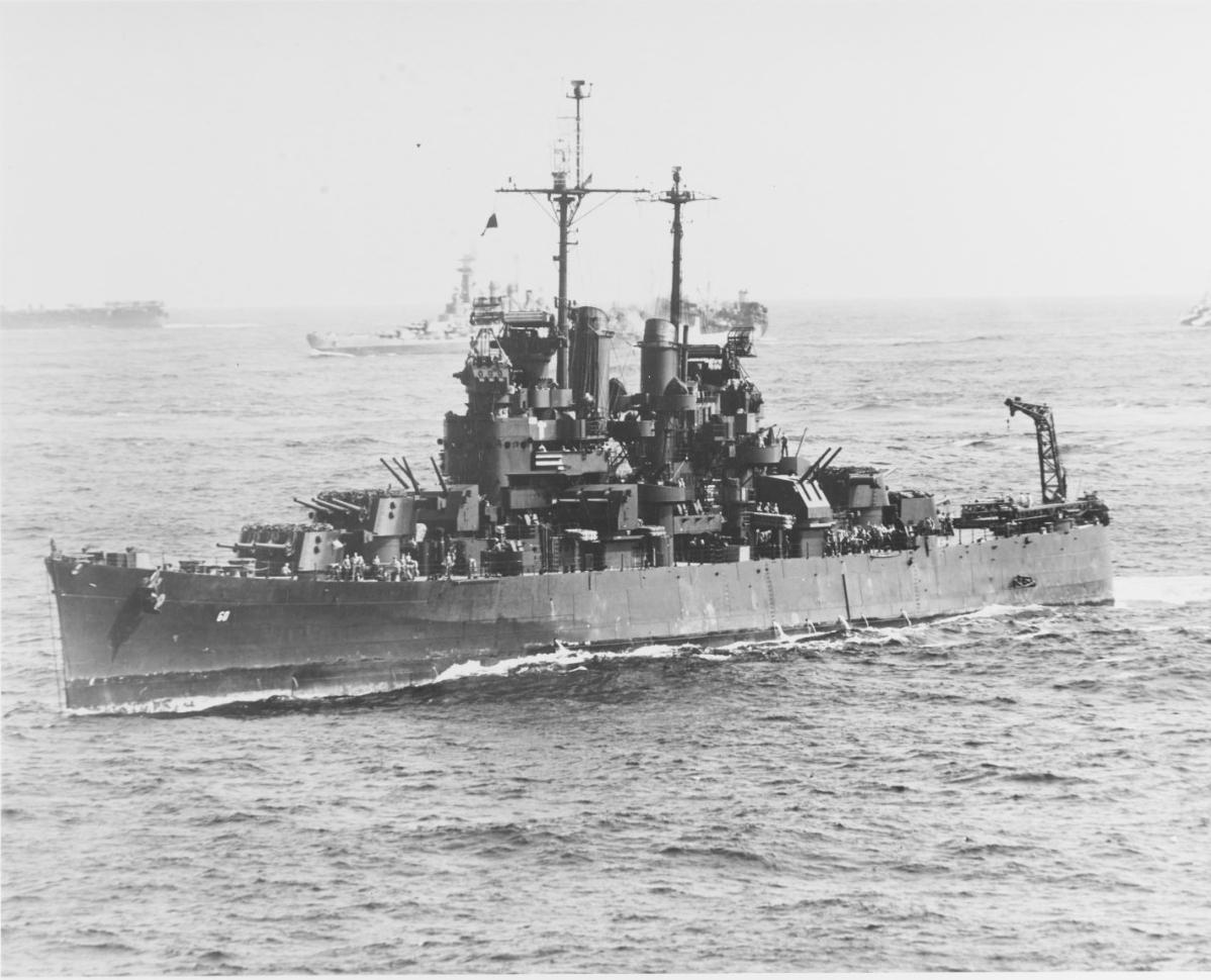 USS Santa Fe (CL-60)
