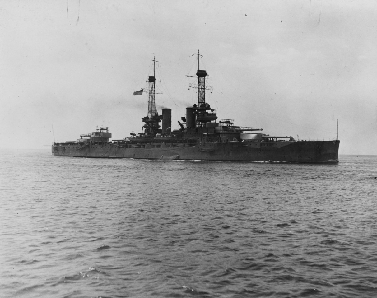 USS TEXAS (Battleship no. 35)