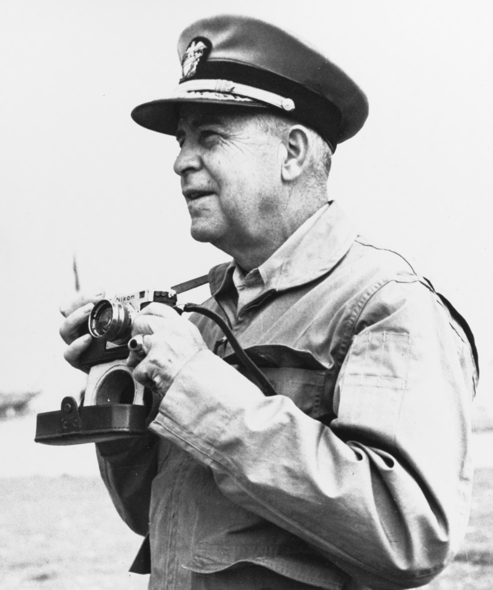 Vice Admiral C. Turner Joy
