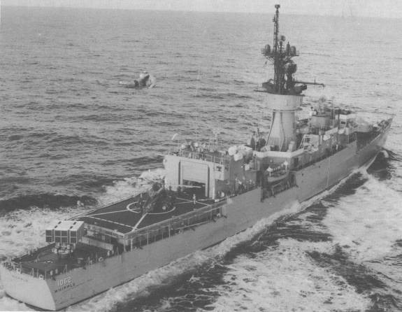 ca.1968 USS TRIPOLI LPH 10 USN Navy Naval Ship Photo Print