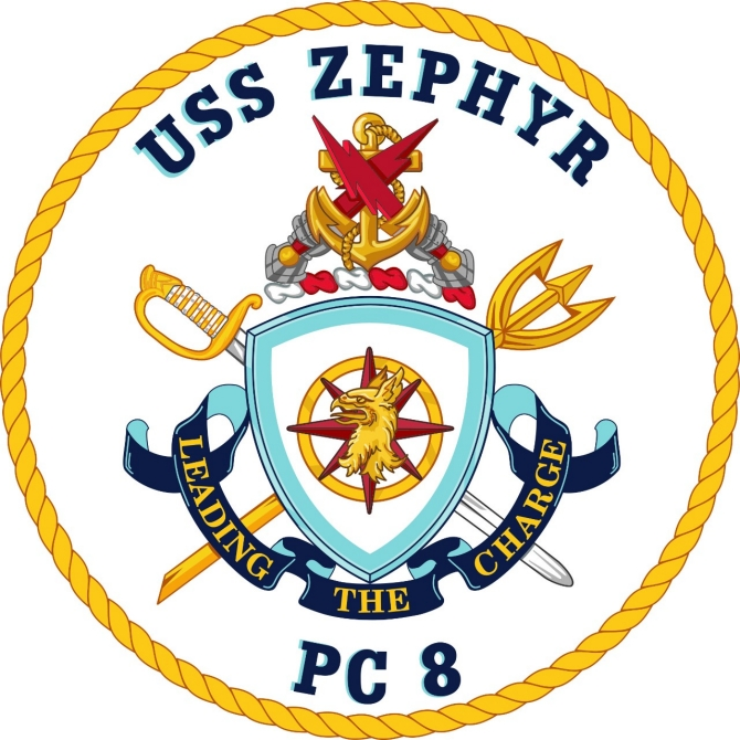 Zephyr (PC-8) 1994-Seal