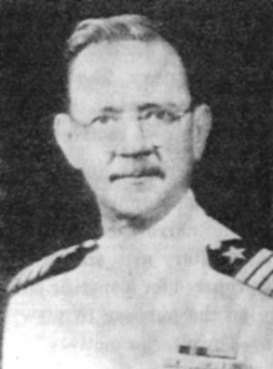 ComInt-8, Captain Thomas H. Dyer, USN