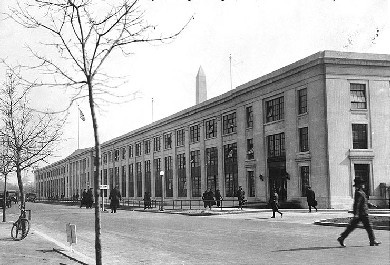 "Navy Department Building (""Main Navy""), Washington, D.C."