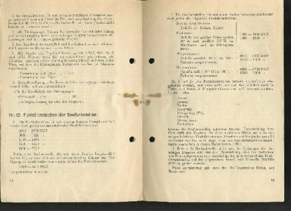 Radio journal manual [page 4 and 5]