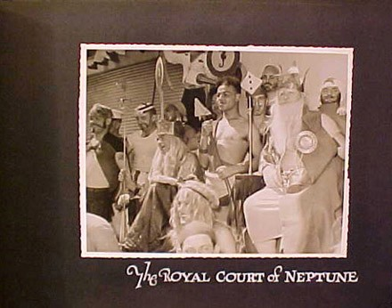 The Royal Court of Neptune