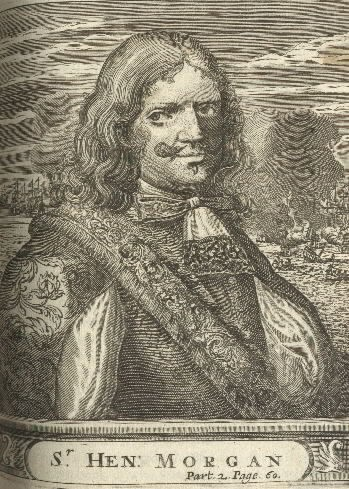 Image of Sir Henry Morgan on page 60.