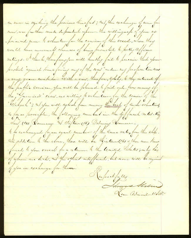 Image of Page 2 - ALS dated 13 December 1871