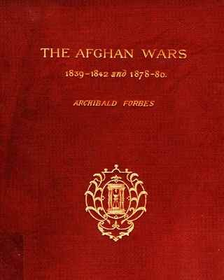 Cover of The Afghan Wars by Forbes