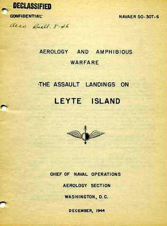 Image cover - The Assault Landings on Leyte Island