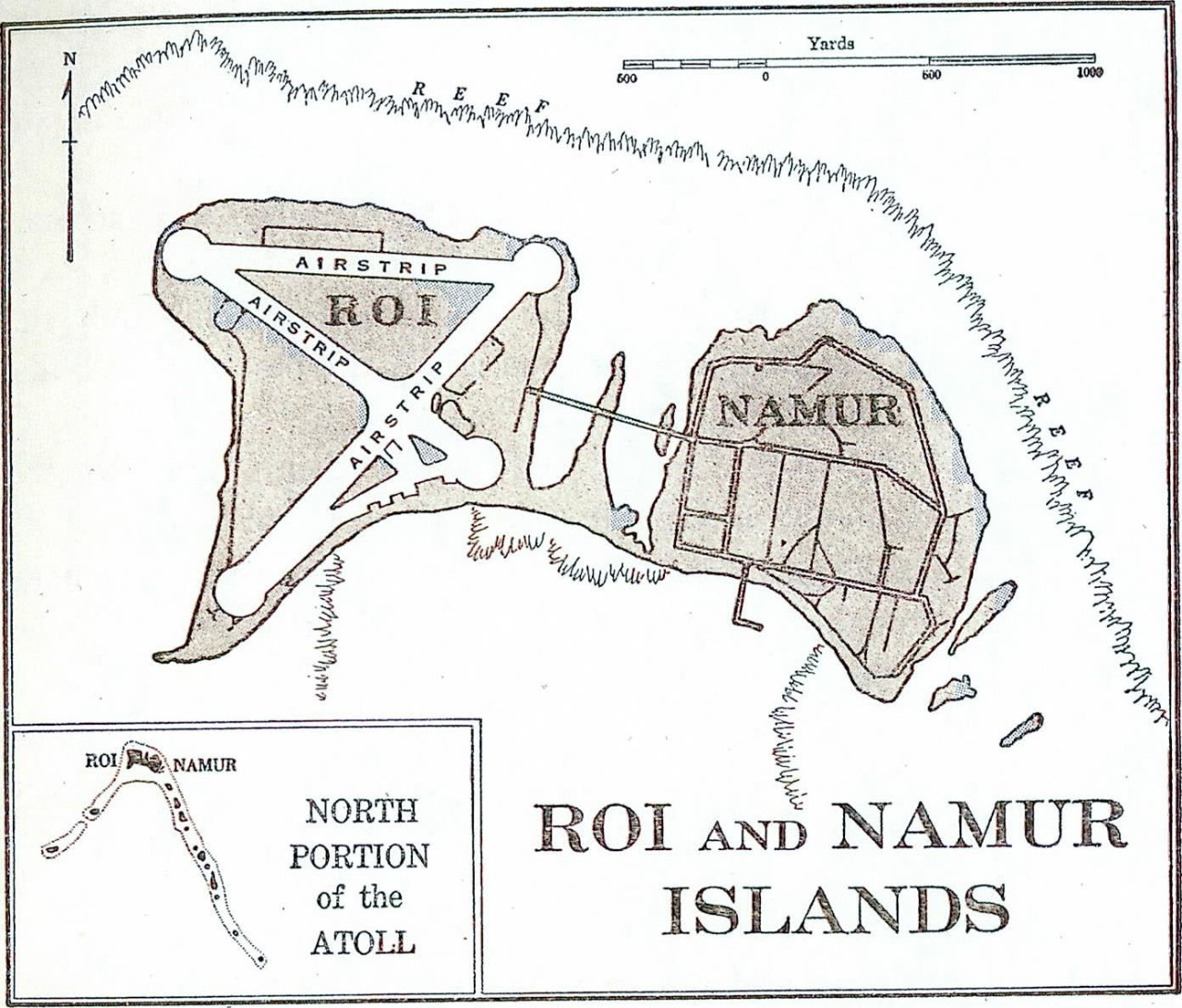 ROI and NAMUR Islands