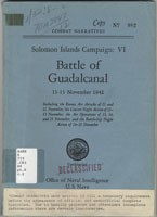 Image - cover Battle of Guadalcanal