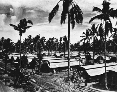 Philippine Sea Frontier Headquarters, Leyte.