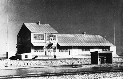 Bag-filling Building, Seal Beach Ammunition Depot