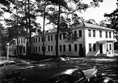 Sick Officers' Quarters, Charleston (S.C.) Naval Hospital
