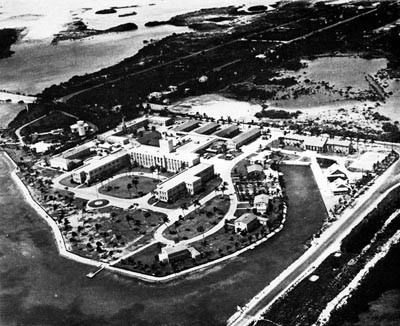 U.S. Naval Hospital, Key West, Fla.