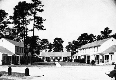 Navy Owned and Operated Low-cost Housing Project, Charleston, S.C.