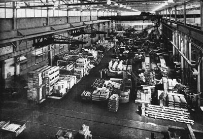 One Bay of the Busch-Sulzer Engineering Company's Plant at St. Louis, Mo.