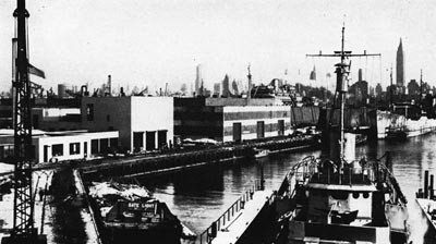 Todd Shipyard Corporation's Hoboken Plant