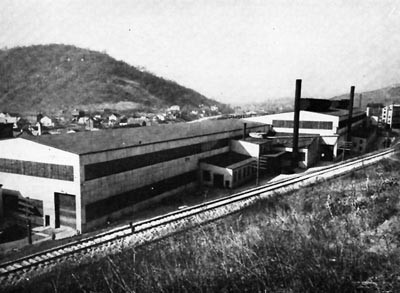 Mesta Machine Company Plant at West Homestead, Pa.