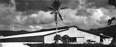Warehouses, Guam.