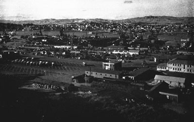 General View of Mare Island Navy Yard.