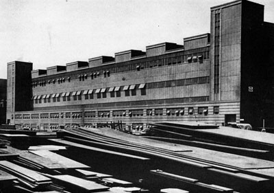 Material Assembly Building, Norfolk Navy Yard.