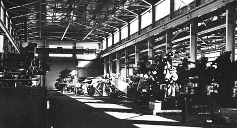 Ordnance and Diesel Shop, Charleston Navy Yard.