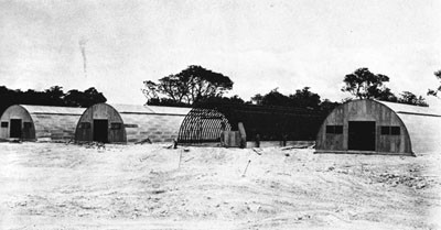 Aviation Supply Annex, Espiritu Santo, Under Construction.