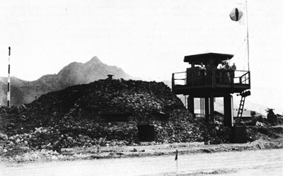 Bombproof Operations Building, Tafuna Airfield, Tutuila.