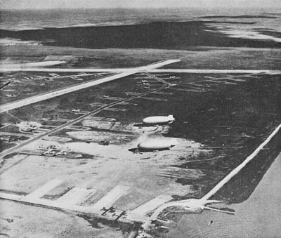 Airfield at Port Lyautey.